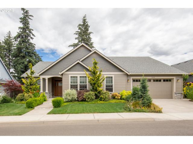 1482 N Elm St, Canby, OR 97013 (MLS #18406733) :: Beltran Properties at Keller Williams Portland Premiere