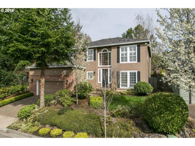 5835 Ridgetop Ct, Lake Oswego, OR 97034 (MLS #18407495) :: The Sadle Home Selling Team