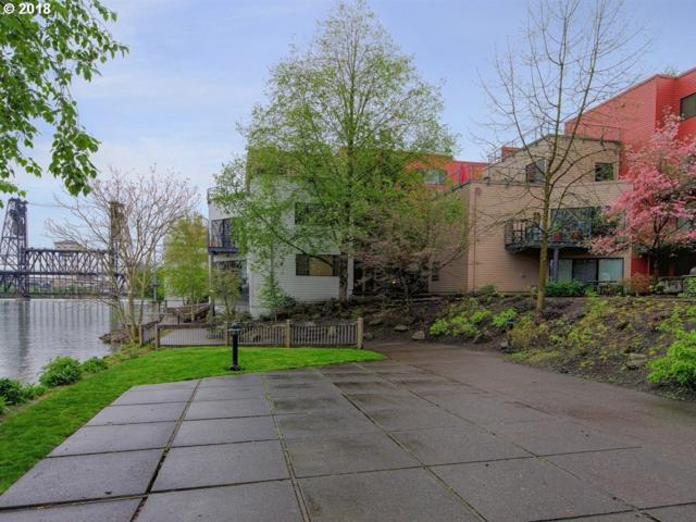 910 NW Naito Pkwy I-19, Portland, OR 97209 (MLS #18407762) :: Cano Real Estate