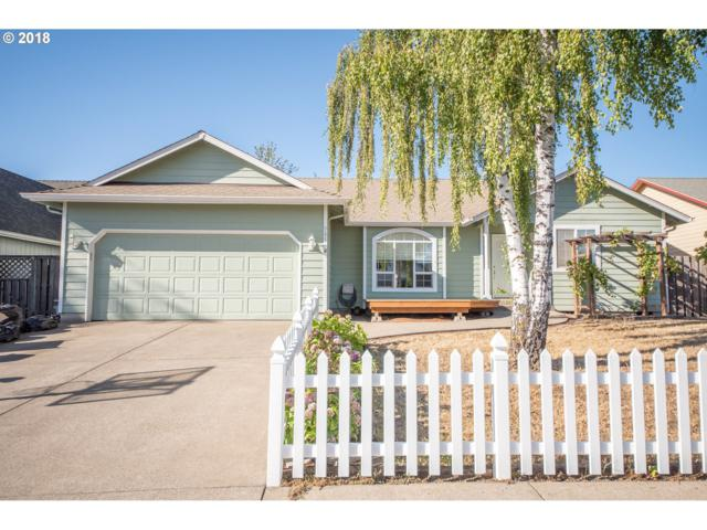 585 Pine Ct, Creswell, OR 97426 (MLS #18408231) :: R&R Properties of Eugene LLC