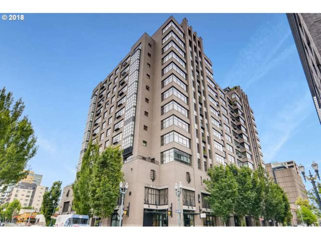 333 NW 9TH Ave #506, Portland, OR 97209 (MLS #18408646) :: Hatch Homes Group