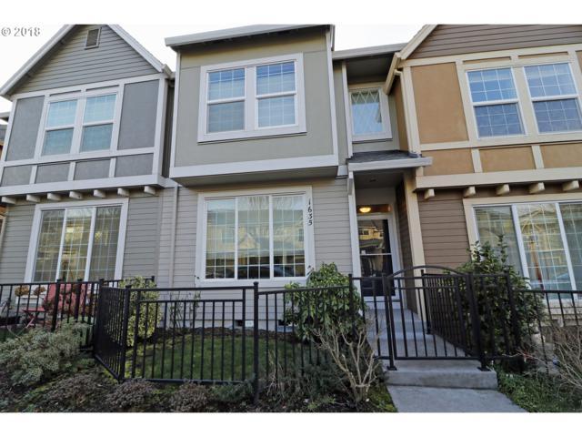 1635 SW San Mateo Ter, Beaverton, OR 97003 (MLS #18409056) :: Hillshire Realty Group