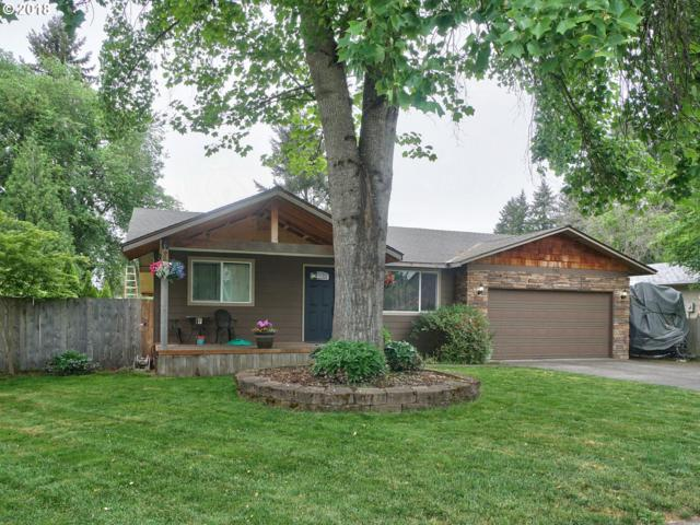 756 NE 16th Ave, Canby, OR 97013 (MLS #18409316) :: The Dale Chumbley Group