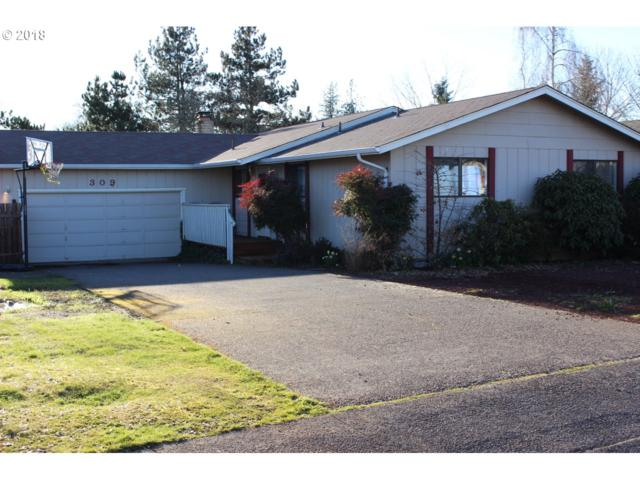 309 Meadow Ln, Creswell, OR 97426 (MLS #18409840) :: Song Real Estate