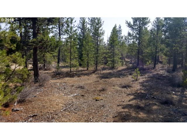 Muttonchop St #19, Crescent Lake, OR 97733 (MLS #18410009) :: Townsend Jarvis Group Real Estate