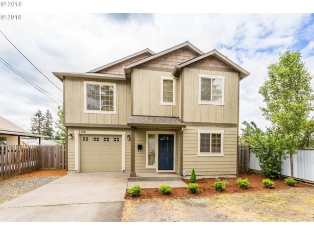 7704 SE Malden St, Portland, OR 97206 (MLS #18410032) :: R&R Properties of Eugene LLC