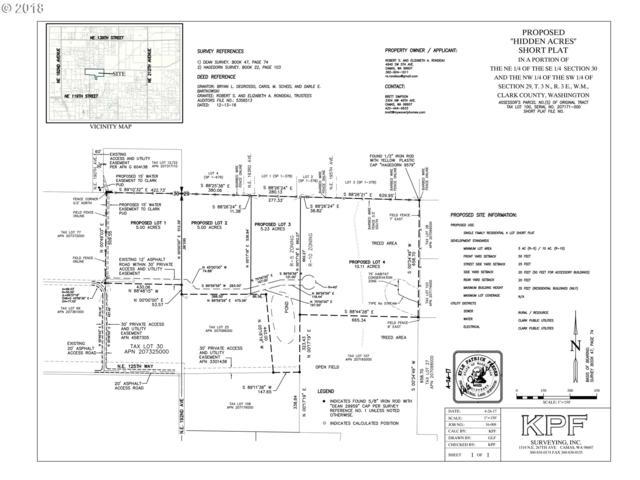 NE 127th Cir #3, Brush Prairie, WA 98606 (MLS #18410404) :: TLK Group Properties