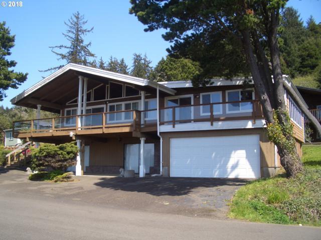 540 NE Williams Ave, Depoe Bay, OR 97341 (MLS #18411890) :: Stellar Realty Northwest