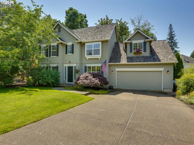 1623 NW Potters Ct, Portland, OR 97229 (MLS #18412691) :: Team Zebrowski