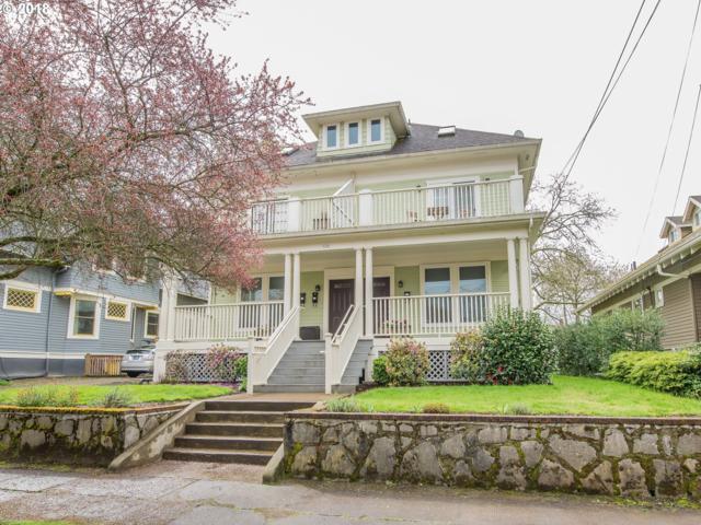 526 NE Fargo St A, Portland, OR 97212 (MLS #18412846) :: Hatch Homes Group