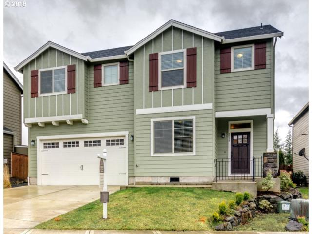 3218 NW 45TH Ct, Camas, WA 98607 (MLS #18413447) :: The Dale Chumbley Group