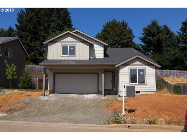 332 NW Pacific Hills Dr, Willamina, OR 97396 (MLS #18414226) :: Next Home Realty Connection
