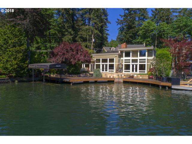 1160 Northshore Rd, Lake Oswego, OR 97034 (MLS #18414244) :: Matin Real Estate