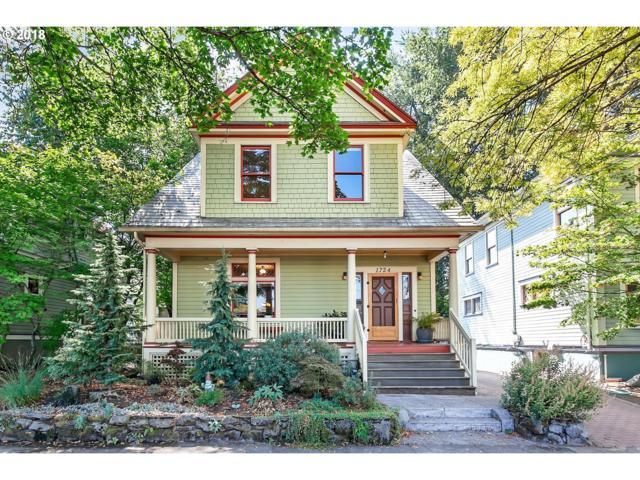 1724 SE Ash St, Portland, OR 97214 (MLS #18414354) :: Hatch Homes Group