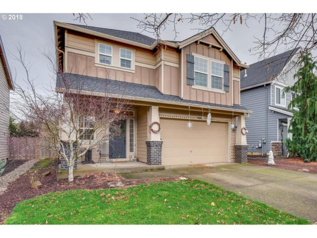 16544 SE Windswept Waters Dr, Damascus, OR 97089 (MLS #18414514) :: McKillion Real Estate Group