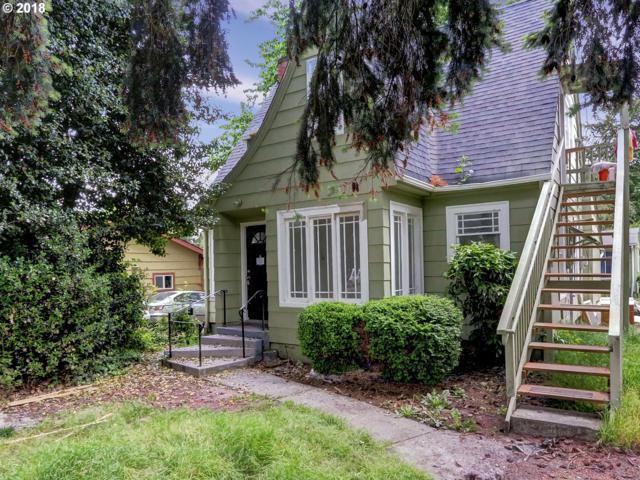 5102 NE 60TH Ave, Portland, OR 97218 (MLS #18415055) :: The Sadle Home Selling Team