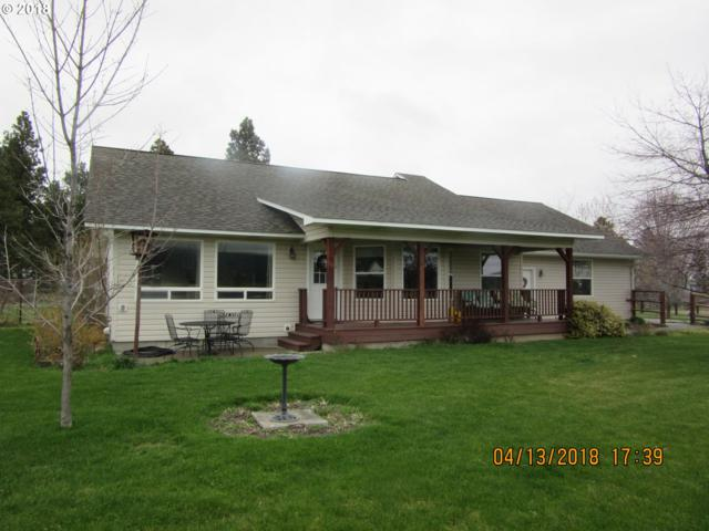 15605 Wingville Ln, Baker City, OR 97814 (MLS #18415079) :: The Dale Chumbley Group