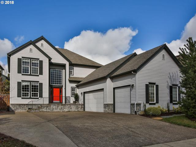 14293 NW Meadowridge Dr, Portland, OR 97229 (MLS #18416056) :: Next Home Realty Connection