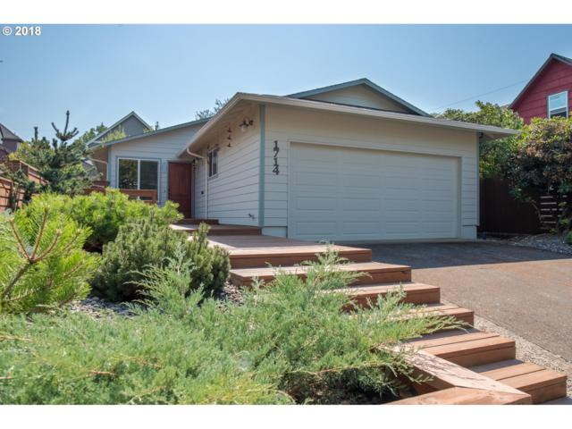 1714 NE Rosa Parks Way, Portland, OR 97211 (MLS #18416506) :: The Dale Chumbley Group