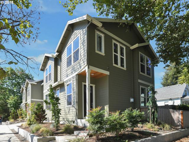 4007 NE 15TH Ave, Portland, OR 97212 (MLS #18416597) :: Townsend Jarvis Group Real Estate