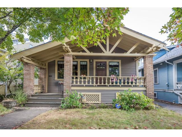 1837 SE 48TH Ave, Portland, OR 97215 (MLS #18416765) :: Hatch Homes Group