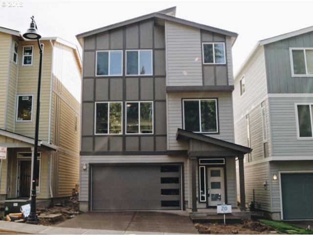 16688 SE Fox Glen Ct #20, Happy Valley, OR 97015 (MLS #18416899) :: Fox Real Estate Group