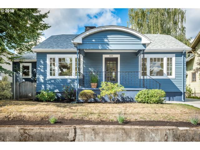 605 SE 49TH Ave, Portland, OR 97215 (MLS #18417102) :: The Dale Chumbley Group