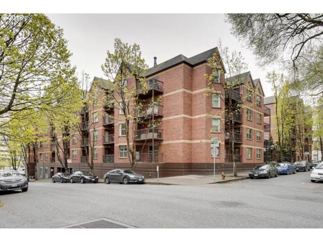 1500 SW Park Ave #104, Portland, OR 97201 (MLS #18417449) :: McKillion Real Estate Group