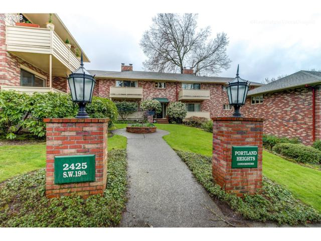 2425 SW 19TH Ave #6, Portland, OR 97201 (MLS #18417550) :: Next Home Realty Connection