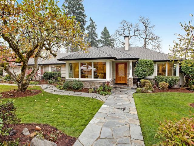 3520 SW Ridgewood Ave, Portland, OR 97225 (MLS #18418416) :: Hatch Homes Group