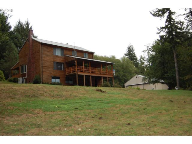 40943 Hillcrest Loop Rd, Astoria, OR 97103 (MLS #18418605) :: Stellar Realty Northwest