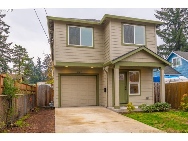 9507 SE 65TH Ave, Milwaukie, OR 97222 (MLS #18418640) :: Fox Real Estate Group