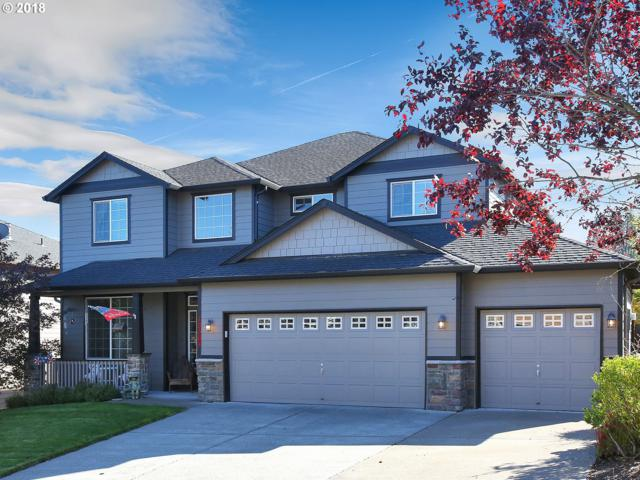 13364 SE Kisor Ct, Happy Valley, OR 97086 (MLS #18419236) :: Fox Real Estate Group