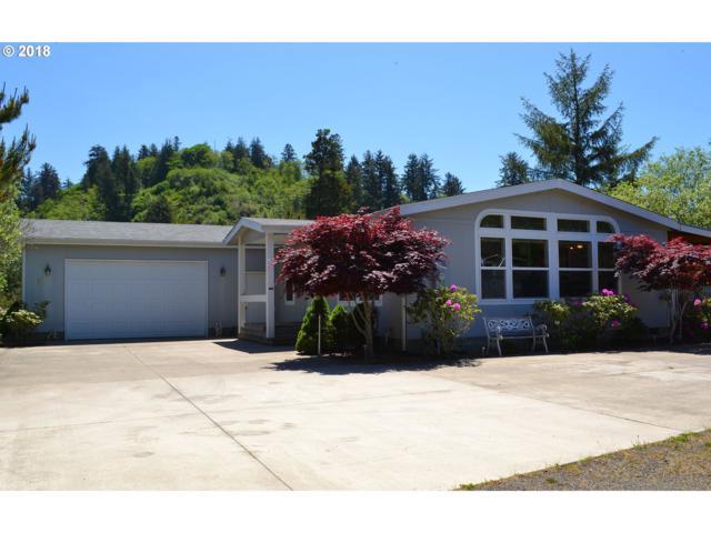 1875 N Lake Rd, Lakeside, OR 97449 (MLS #18419388) :: R&R Properties of Eugene LLC