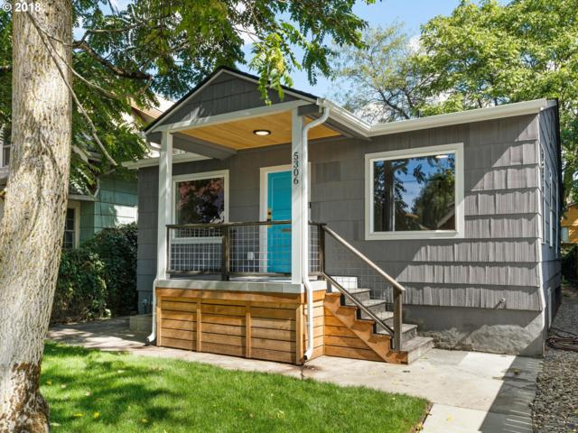 5306 NE 15TH Ave, Portland, OR 97211 (MLS #18419757) :: The Dale Chumbley Group