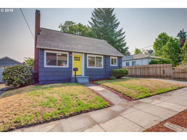 236 SE 74TH Ave, Portland, OR 97215 (MLS #18419781) :: Hatch Homes Group