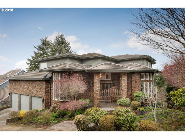 3521 NW Chapin Dr, Portland, OR 97229 (MLS #18419939) :: Song Real Estate