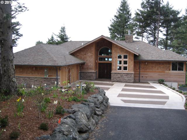 420 SW Forest Park, Depoe Bay, OR 97341 (MLS #18420695) :: Townsend Jarvis Group Real Estate