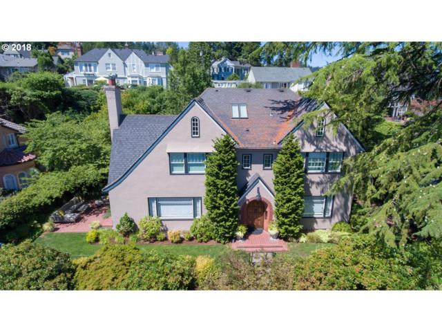 2890 NW Ariel Ter, Portland, OR 97210 (MLS #18420799) :: Cano Real Estate