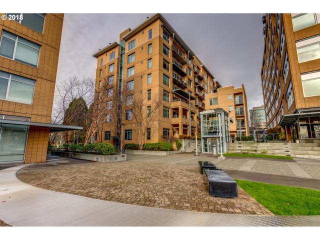 701 Columbia St #212, Vancouver, WA 98660 (MLS #18421082) :: R&R Properties of Eugene LLC