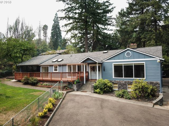 11605 SW 35TH Ave, Portland, OR 97219 (MLS #18421427) :: Matin Real Estate