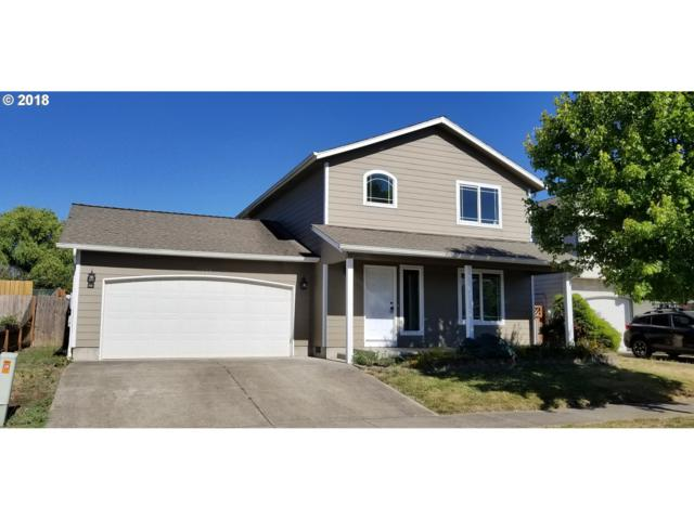 3466 College Loop SE, Albany, OR 97322 (MLS #18422924) :: Song Real Estate