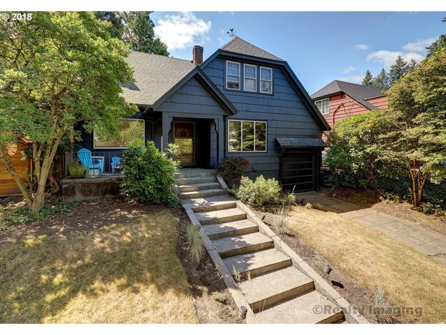 3936 SE Pine St, Portland, OR 97214 (MLS #18423010) :: Beltran Properties at Keller Williams Portland Premiere