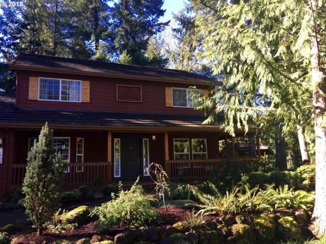 21898 E Fir Tree Way, Rhododendron, OR 97049 (MLS #18423047) :: McKillion Real Estate Group