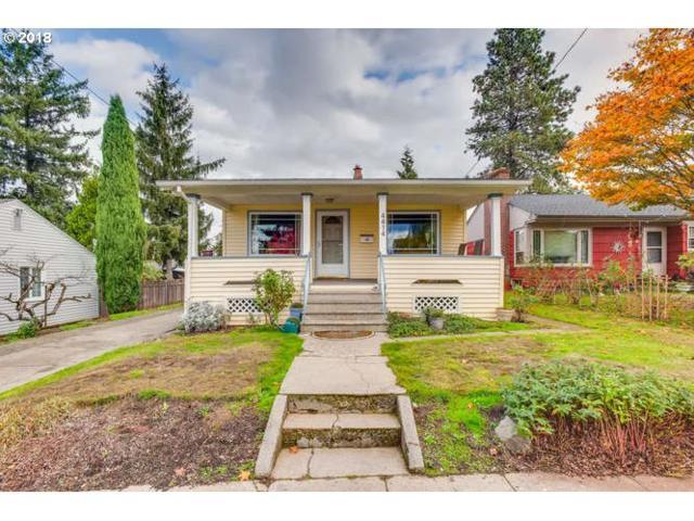 4414 NE 69TH Ave, Portland, OR 97218 (MLS #18423056) :: McKillion Real Estate Group