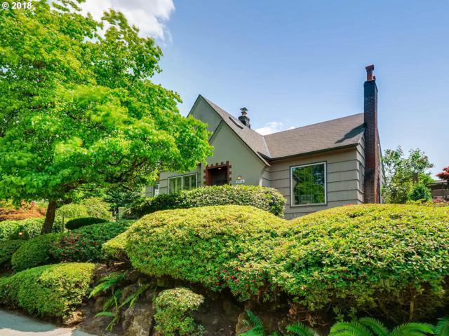 2716 NE Ainsworth St, Portland, OR 97211 (MLS #18423351) :: Fox Real Estate Group