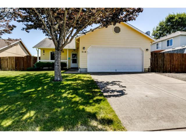 514 Blue Jay Loop, Creswell, OR 97426 (MLS #18423572) :: Song Real Estate
