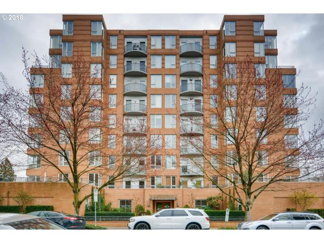 1132 SW 19TH Ave #612, Portland, OR 97205 (MLS #18424002) :: Change Realty