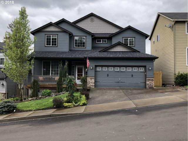1489 54TH St, Washougal, WA 98671 (MLS #18424287) :: Matin Real Estate