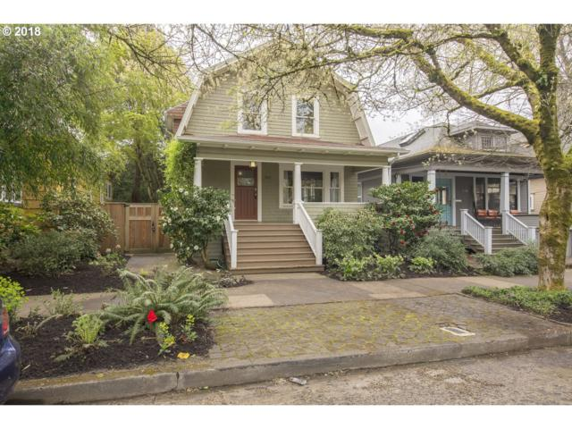 3620 SE Washington St, Portland, OR 97214 (MLS #18425781) :: Next Home Realty Connection